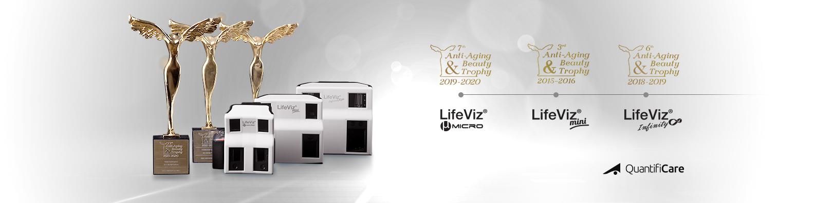 Quantificare LifeViz® Micro Nominated Best Aesthetic Device